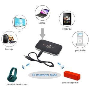 Adaptateur Bluetooth TV Émetteur