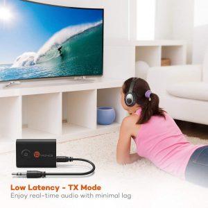Transmetteur Bluetooth TaoTronics adaptateur Bluetooth jack